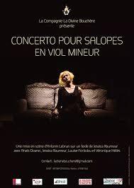 """""""Concerto pour salopes en viol mineur"""" ENIB 28 & 29 janvier 2019 à Brest"""